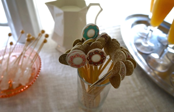 DIY Coffee Stirrers